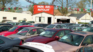 park ave auto lot 615 west saint georges ave linden nj