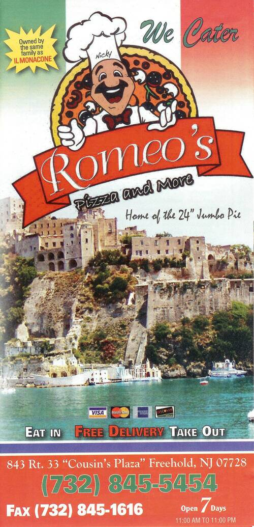 Romeos coupon code