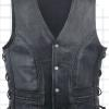 Leather  Vest #2. Call for price and availability.
