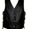 Leather  Vest #4.Call for price and availability.