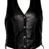 Leather  Vest #5. Call for price and availability.