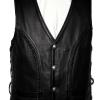Leather  Vest #7. Call for price and availability.