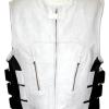 Leather  Vest #10. Call for price and availability.